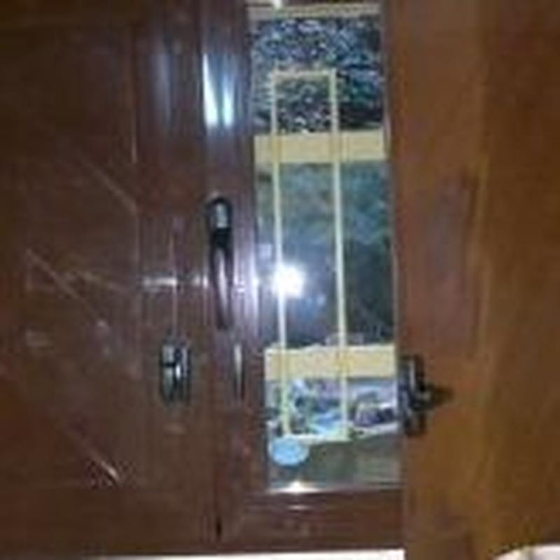 Porticón: Productos de Carpintería Metálica Alcarreña, S.L.