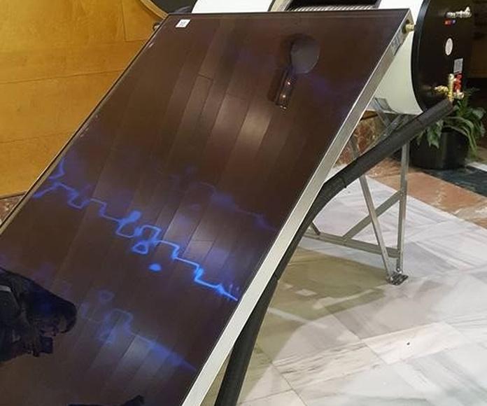 Energía solar: Servicios de Sat Feracre