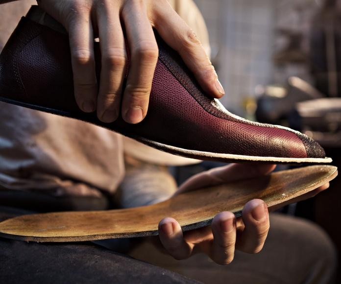 Reparación del calzado: Servicios de Mister Rápido