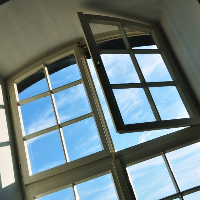 Estructuras metálicas para ventanas