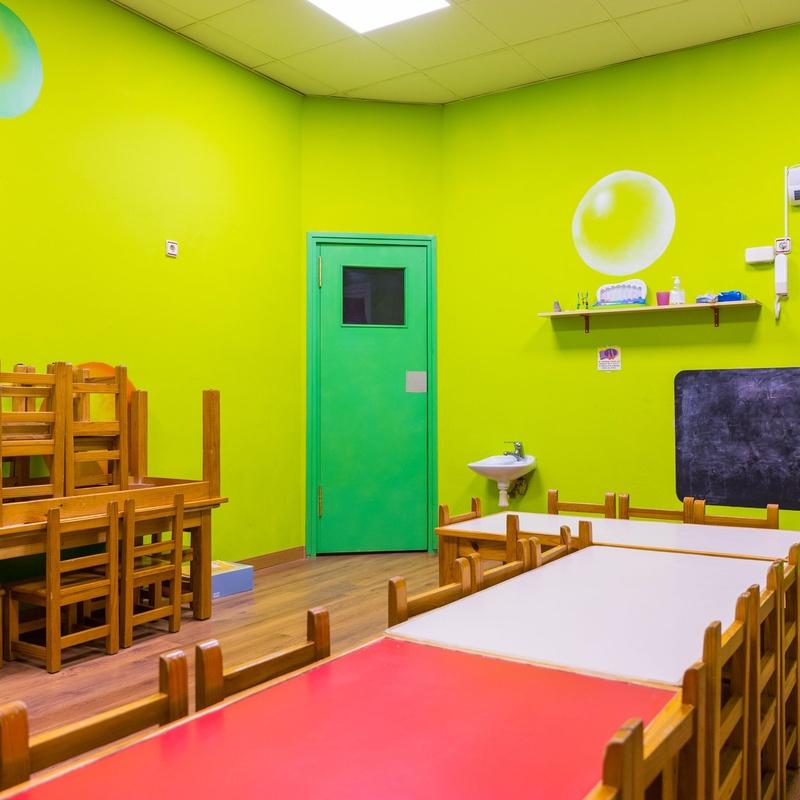 Comedor: Centro Infantil Pompitas de Centro Infantil Pompitas