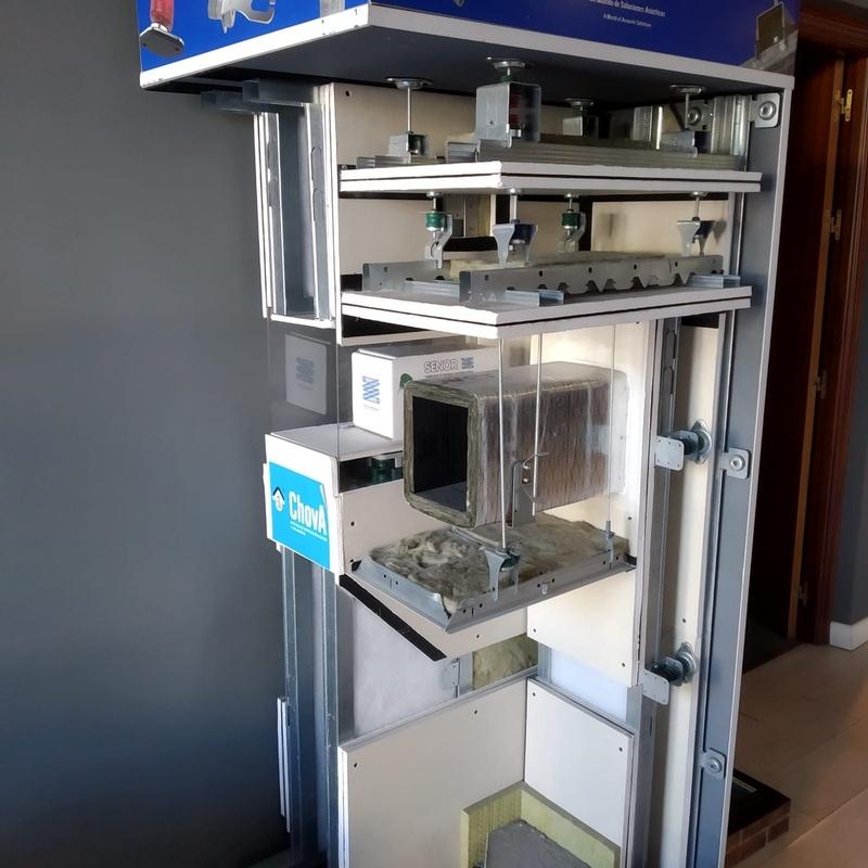 Sistemas de aislamientos con amortiguadores senor: Nuestros productos de Placa Depot, S.L.