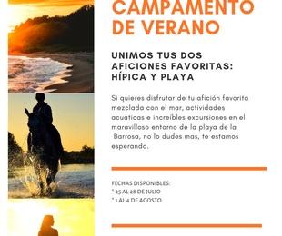 Campamentos de Verano 2019
