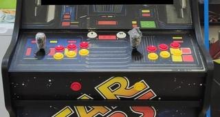 Modelo Big Arcade