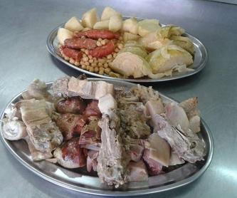 Empieza la temporada de nuestro cocido Gallego: Carta de Verna's Restaurante