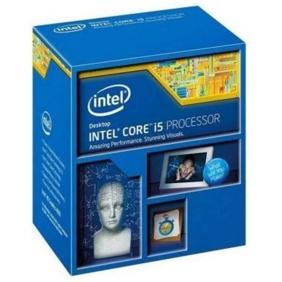 Intel Core i5-4460 3.2Ghz 6MB LGA 1150 BOX : Productos y Servicios de Stylepc