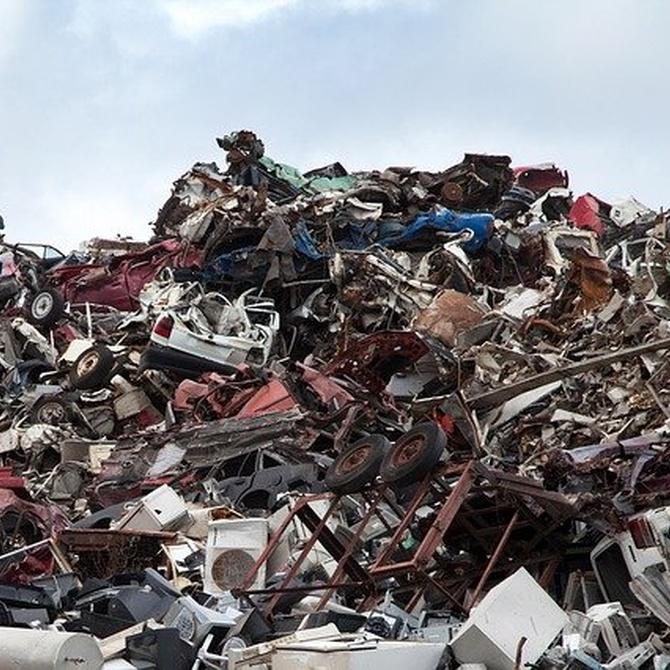 La importancia de reciclar metales