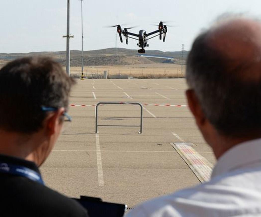 Grabaciones con drones: la última moda audiovisual