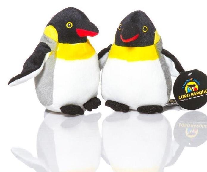 Pinguino Pico Naranja: Productos de BELLA TRADICION