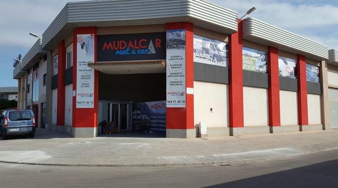 vehiculos de 2 plazas y carga para  autonomos: Servicios de MUDALCAR     rent a car