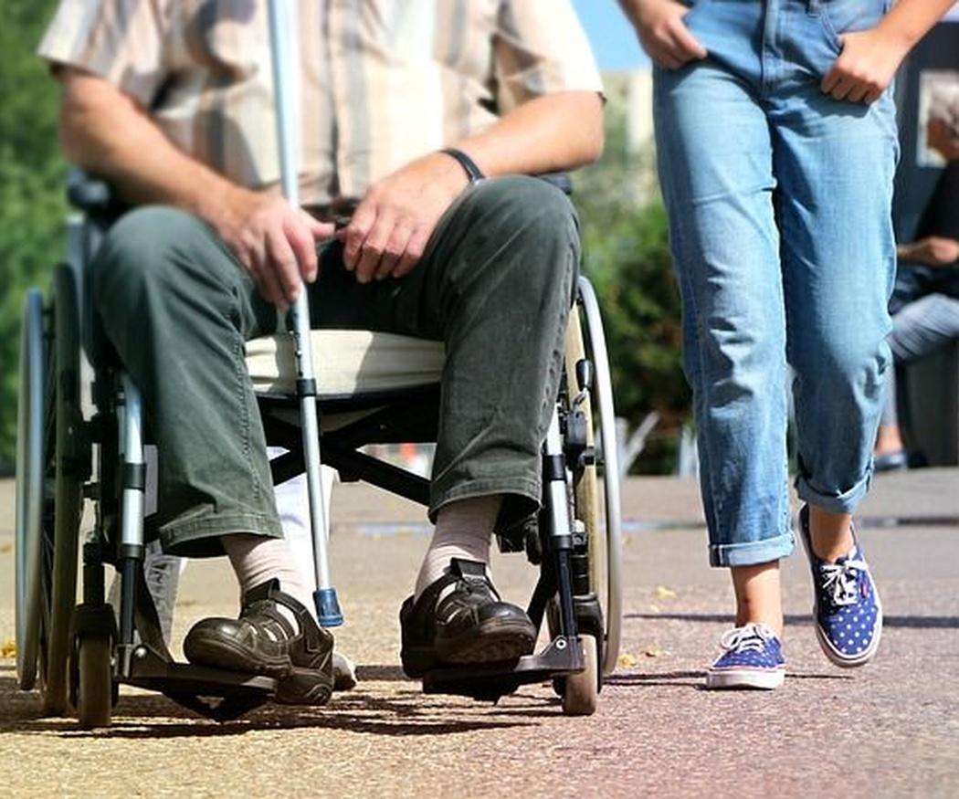 Casos en los que se recomienda utilizar una silla de ruedas