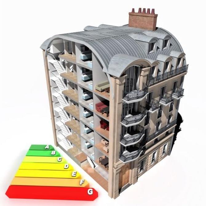 La rehabilitación de fachadas para la mejora de la eficiencia energética de los edificios