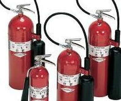 tipo de extintores