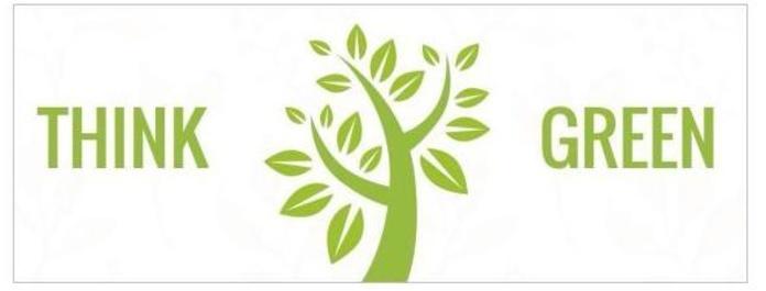 Filosofía Think Green