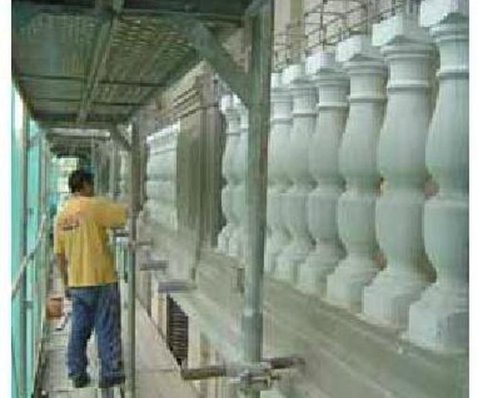 Restauración de Fachadas:  Servicios de Restuc