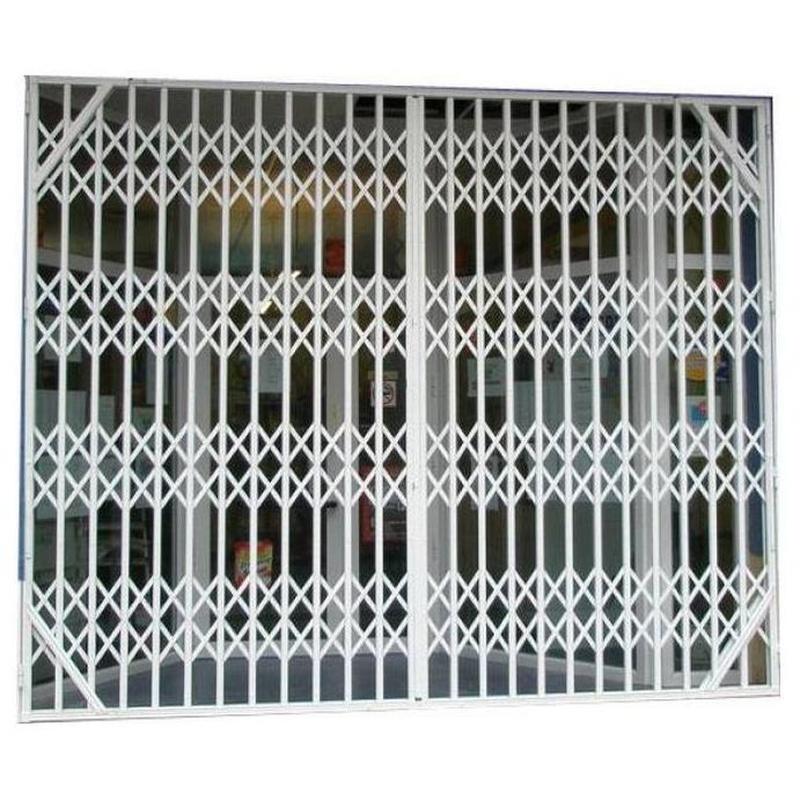 Rejas de hierro: Catálogo de Carpintería de Aluminio Hermanos Almansa, S.L.