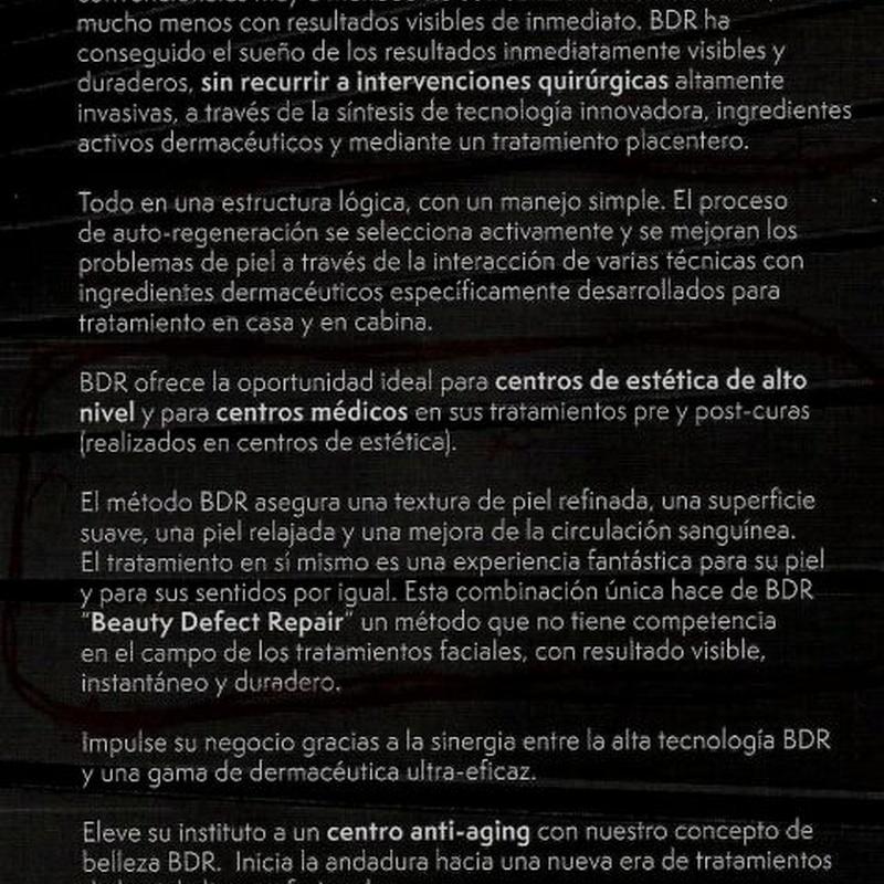 Cápsula del tiempo: Tratamientos de Centro de Medicina Estética  Mery Vázquez