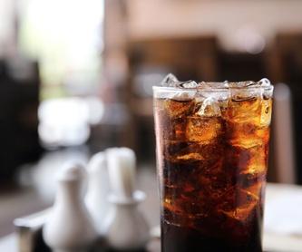 Cafés e infusiones: Carta de Don Chuletón