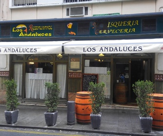 Arroces y paellas: Especialidades de Restaurante Los Andaluces