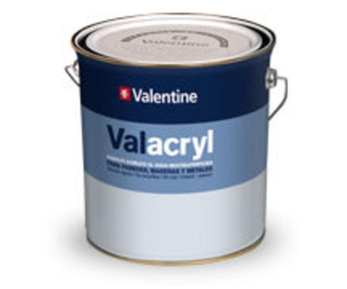 Valacryl Brillante, Satinado y Mate: Nuestros productos de Moquetes Terrassa
