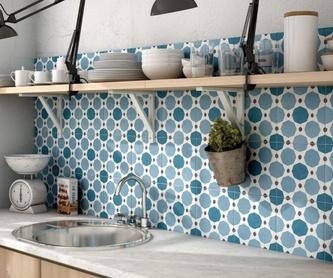 Azuliber, PorcelaniteDos, Unicer, BellaCasa: Productos de Azulejos Complutense