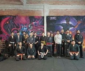 Clases de artes marciales
