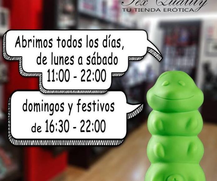 Tu tienda Erótica en Oviedo