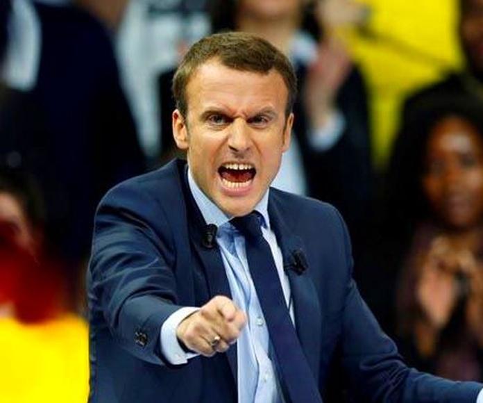 Continúan las protestas en Francia por el precio del combustible
