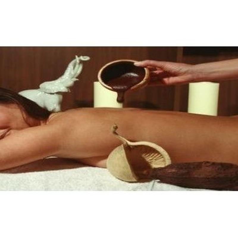 Chocolaterapia: Terapias de Wellnes Avenida