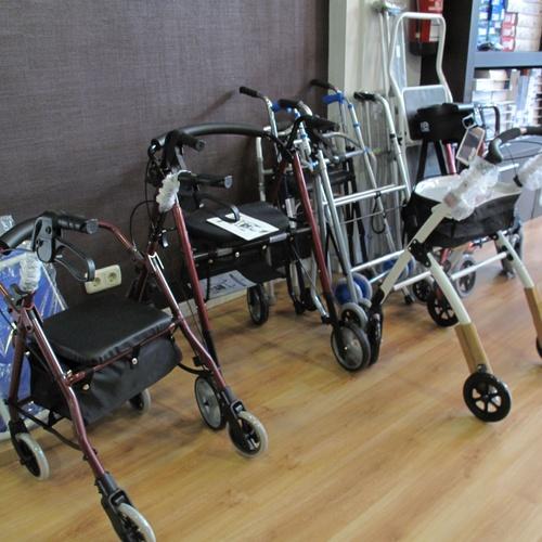 Andadores Hobeto Bizi Ortopedia