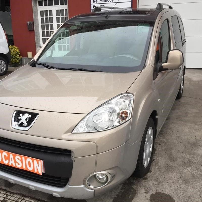 Peugeot Partner 1.6HDI 111CV:  de Ocasión A Lagoa