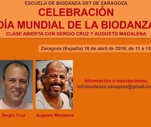 Celebración 'Día Mundial de la Biodanza'. Clase abierta.