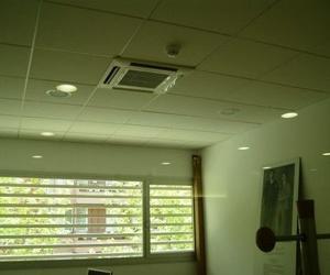 Instalación de aire acondicionado en Reus