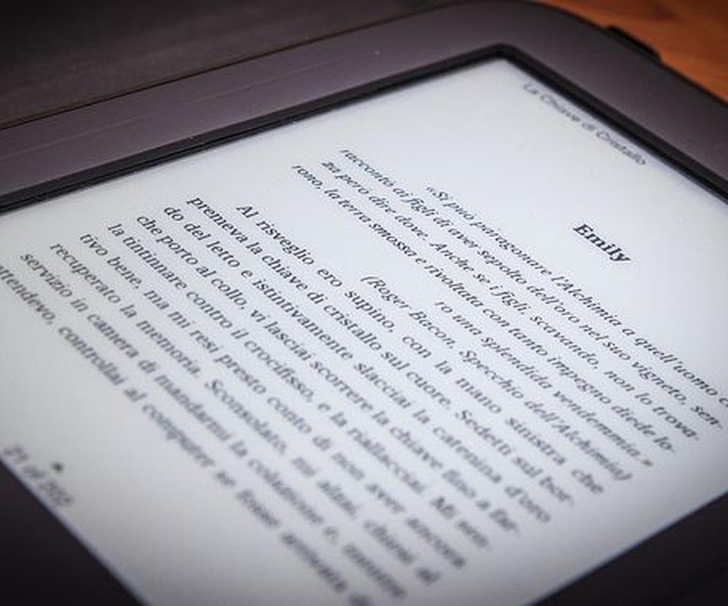 Ventajas de los e-Books