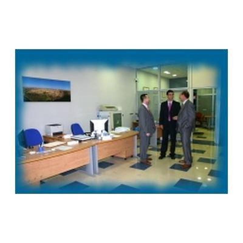 Vía administrativa: Servicios de Asesoría Sánchez-Mariscal