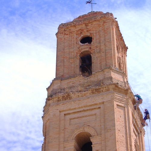 Restauració d'edificis històrics.