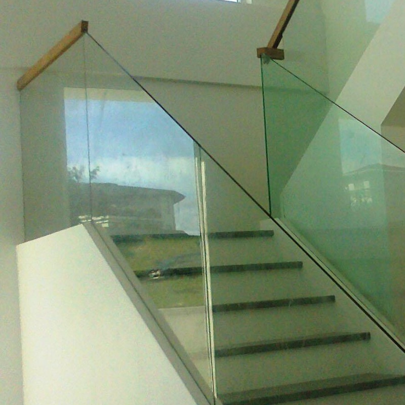 Barandilla cristal