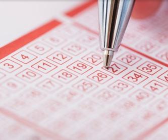 EuroJackpot: Servicios de Administración de Lotería 31 Santander