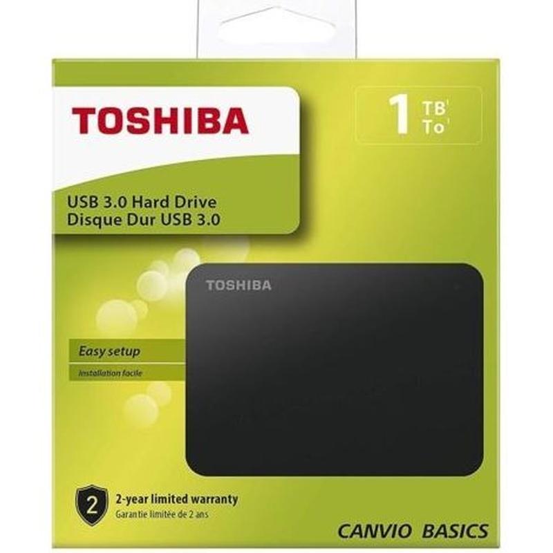 HDD EXTERNO 1TB TOSHIBA: Productos y Servicios de Stylepc