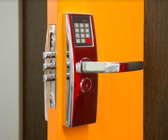Cerraduras de seguridad: Productos y servicios de Cerrajería José Antonio Diéguez