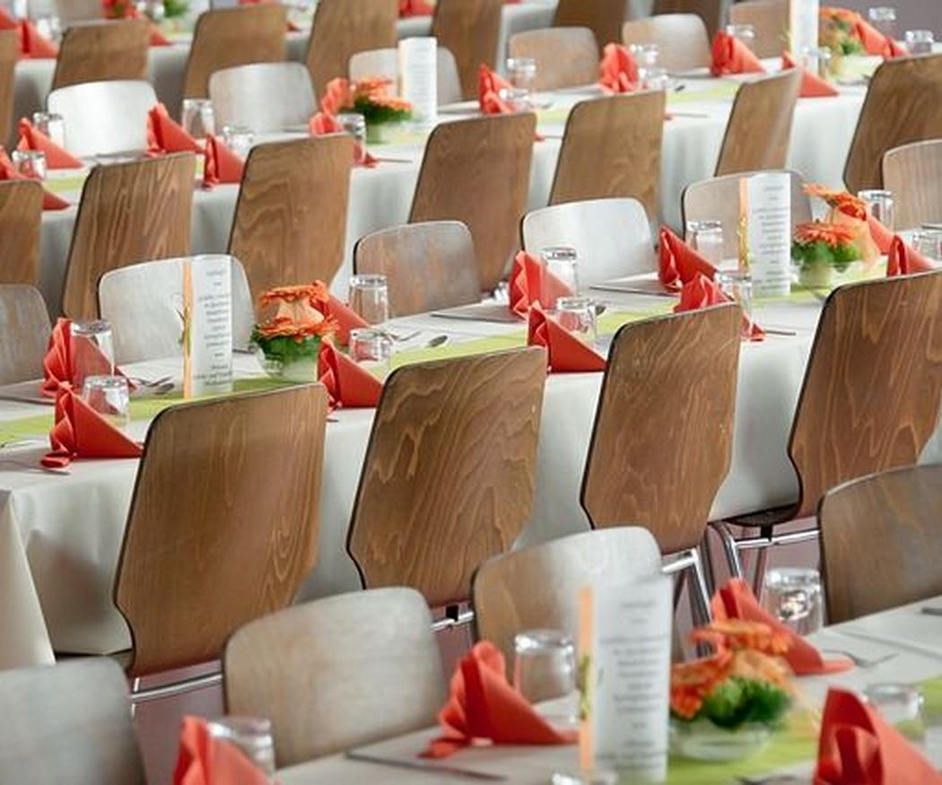 Preparar la mesa para la comunión