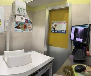 Sala Rx Clínica Veterinaria Las Musas