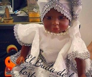 Muñecas de santo personalizadas