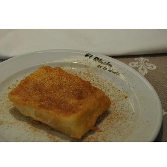 Repostería : Carta  de El Rincón de la Abuela - Restaurante Marisquería