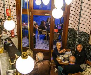 Bar de tapas en el centro de Valencia