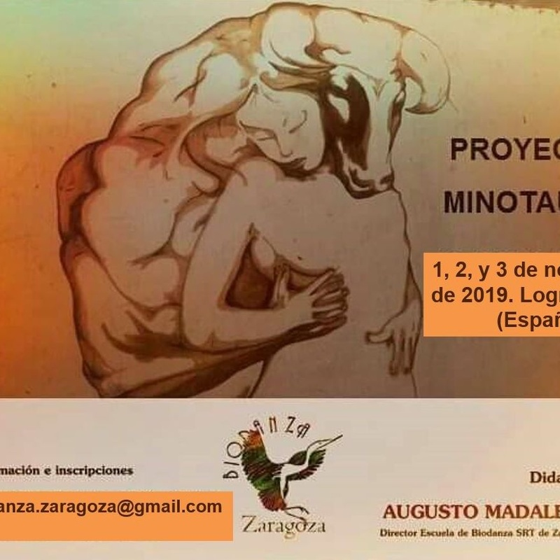 Proyecto Minotauro 2019. Impartido por Augusto Madalena: CURSOS de Augusto Madalena
