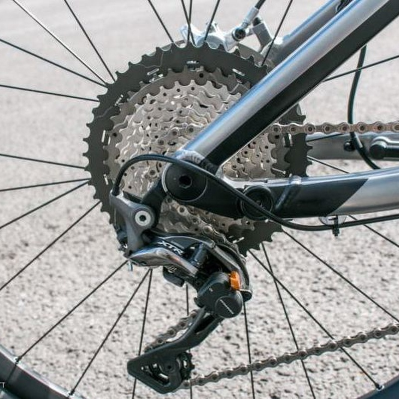 SIX50 EVO AM 4 27,5+:  de E-Bike Guadarrama
