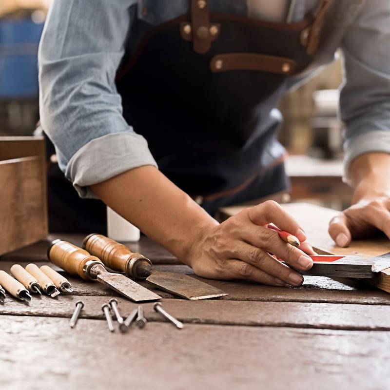 Curso de restauración de muebles presencial: Servicios de ESCUELA TRINEL