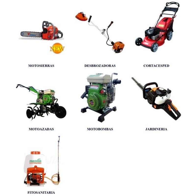 Maquinaria MAQVER: Productos y servicios de Maquiagri