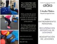 Área de Readaptación Deportiva de Lesiones y Recuperación Funcional: ¿Qué hacemos? de Alaia salud y pilates